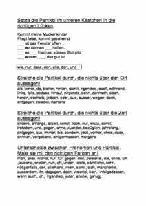 Prepolinoch Sprache Grammatik Sprachlehre Partikel